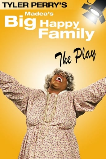 Poster of Madea's Big Happy Family The Play