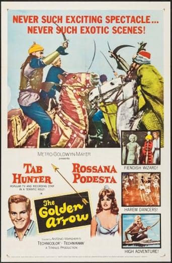 Poster of The Golden Arrow