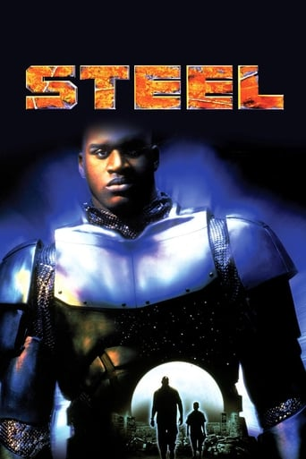 Steel Poster