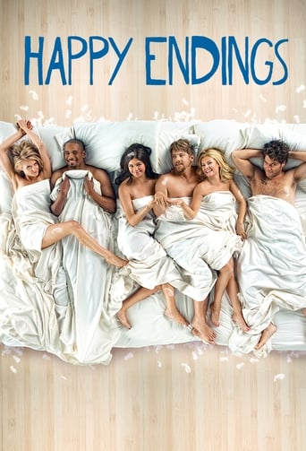 Poster of Happy Endings