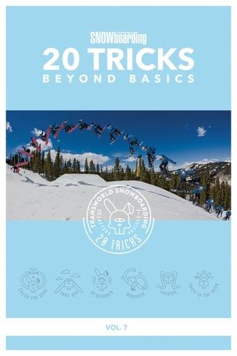 Poster of Beyond Basics, Vol. 7 - Transworld Snowboarding 20 Tricks