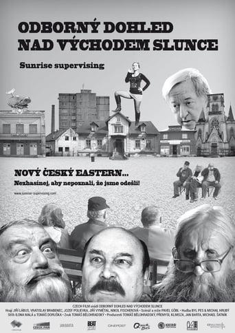 Odborný dohled nad východem Slunce movie poster