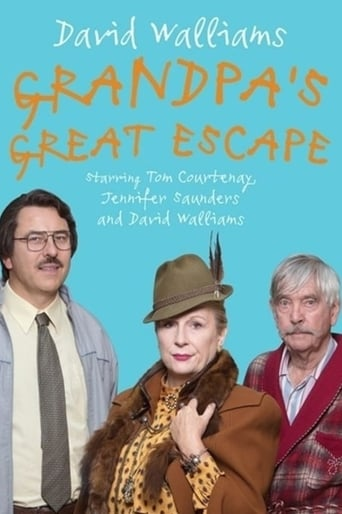 Poster of Grandpa's Great Escape
