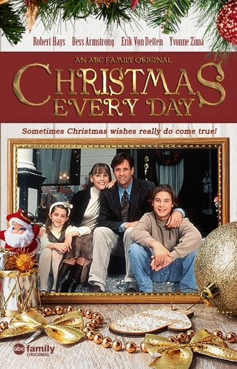 Poster of Christmas Every Day