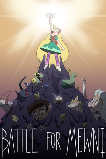 Poster of Star vs. the Forces of Evil: The Battle for Mewni