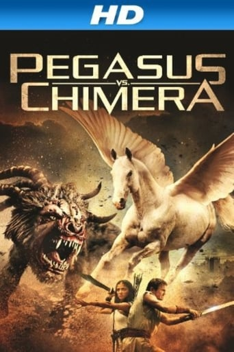 Poster of Pegasus Vs. Chimera