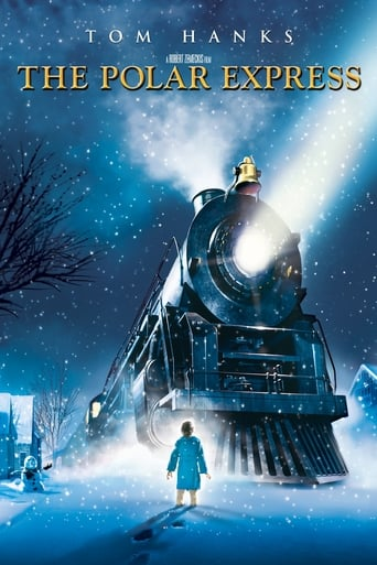 voir film Le Pôle Express  (The Polar Express) streaming vf