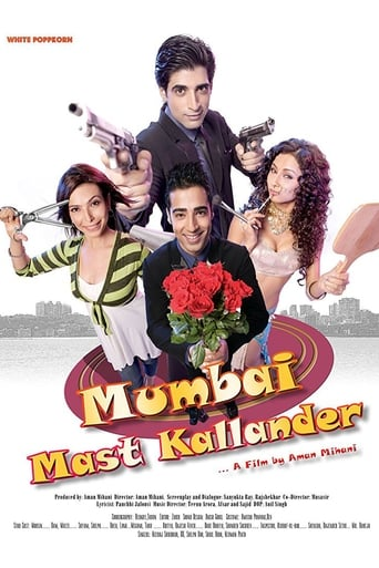 Mumbai Mast Kallander Movie Poster