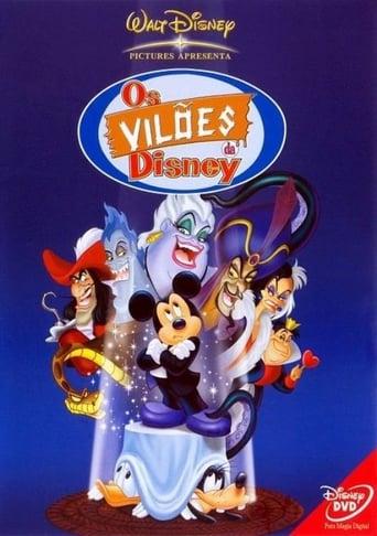 Os Vilões da Disney - Poster