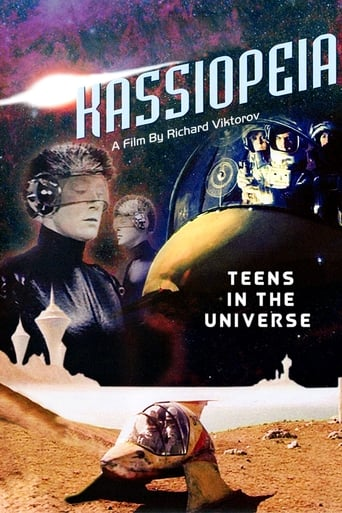 Poster of Teens in the Universe