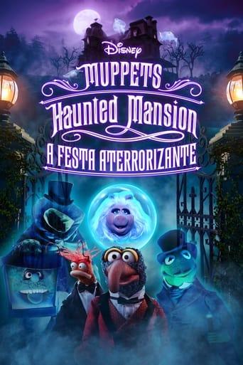 Os Marretas em Haunted Mansion