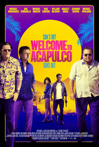 Welcome to Acapulco Poster