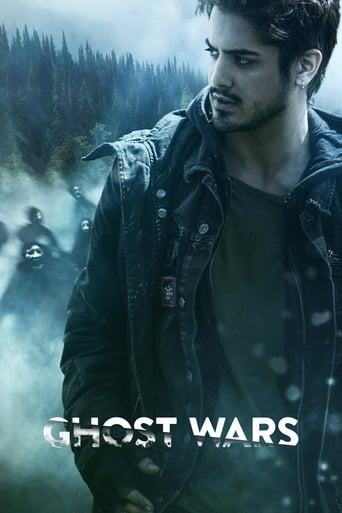 Poster of Ghost Wars