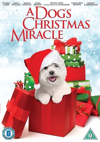 Poster of My Dog's Christmas Miracle