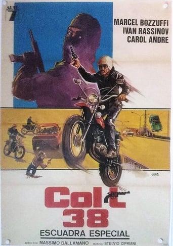 Poster of Colt 38. Escuadra especial