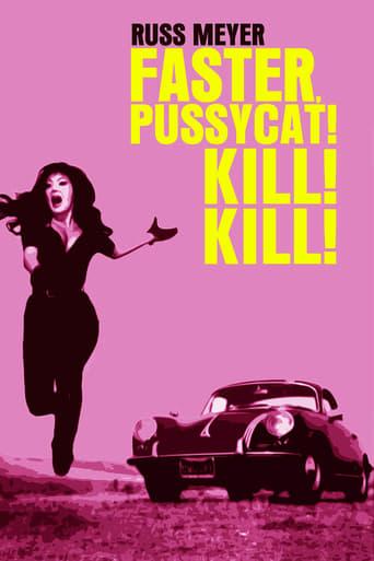 Faster, Pussycat! Kill! Kill! Poster