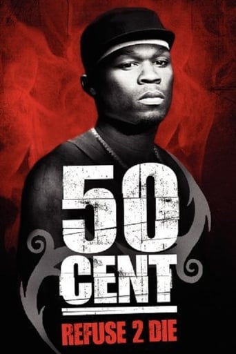 Poster of 50 Cent: Refuse 2 Die
