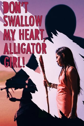 Watch Don't Swallow My Heart, Alligator Girl Free Movie Online