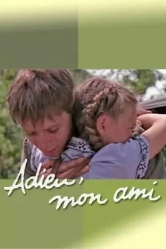 Poster of Adieu, Mon Ami