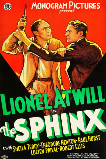 Poster of The Sphinx