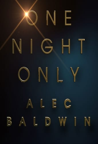 Poster of Alec Baldwin: One Night Only
