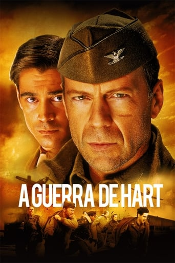 A Guerra de Hart - Poster