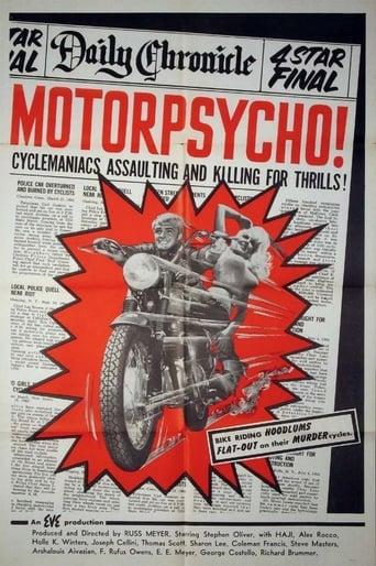 Motorpsycho - Wie wilde Hengste
