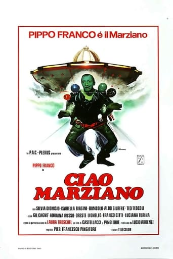 Poster of Ciao marziano