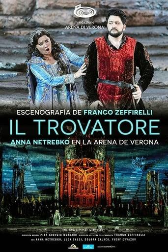 portada Ópera Il Trovatore