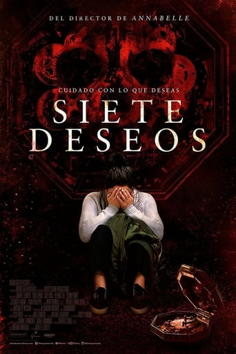 Poster of Siete deseos