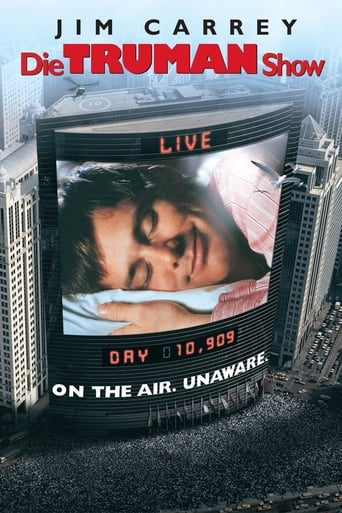 Die Truman Show - Komödie / 1998 / ab 12 Jahre