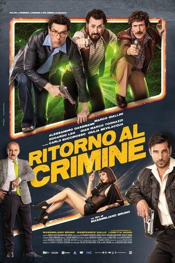 Poster of Ritorno al crimine