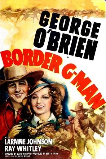 Poster of Border G-Man