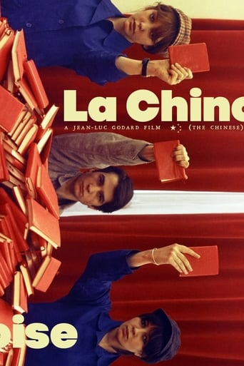 Poster of La Chinoise