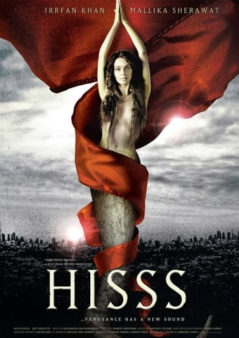 Poster of Hisss
