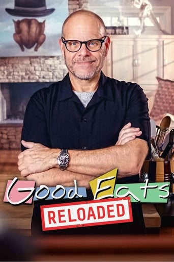 Poster of Good Eats: Reloaded