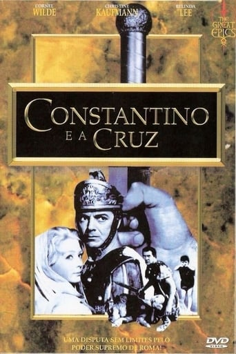 Poster of Constantine and the Cross