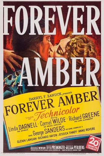 Poster of Forever Amber