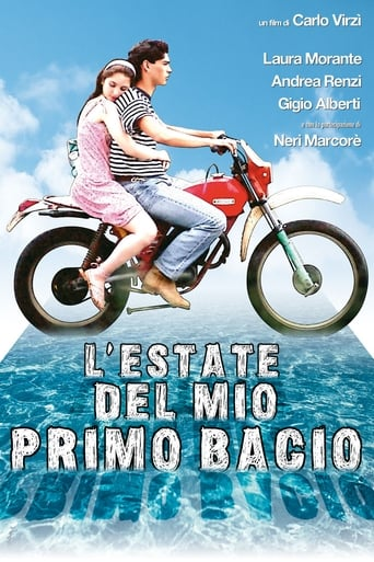 Poster of L'estate del mio primo bacio
