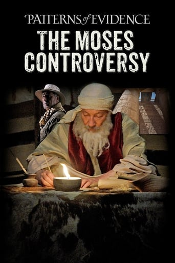 Poster of Patterns of Evidence: The Moses Controversy