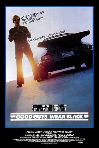 Poster of Good Guys Wear Black