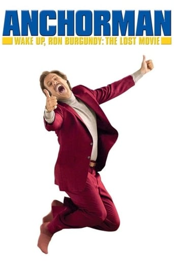 Poster of Wake Up, Ron Burgundy: The Lost Movie