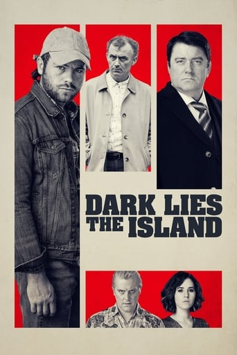 Poster of Dark Lies the Island