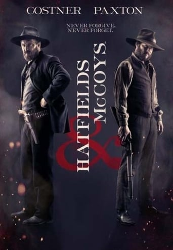 Hatfields & McCoys 1ª Temporada - Poster