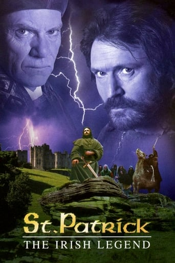 Poster of St. Patrick: The Irish Legend