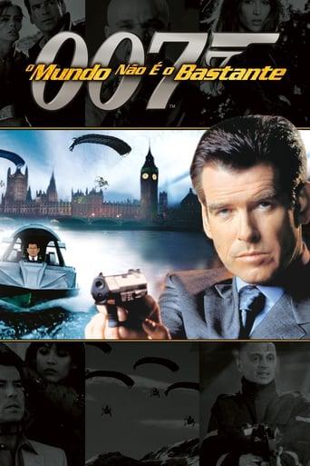007 - O Mundo Não é o Bastante - Poster