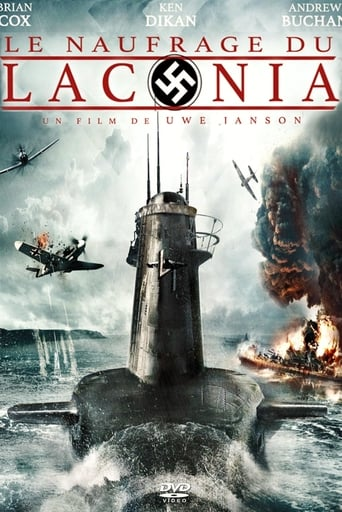 Poster of Le Naufrage du Laconia