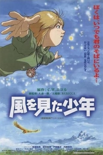 Poster of The Boy Who Saw the Wind
