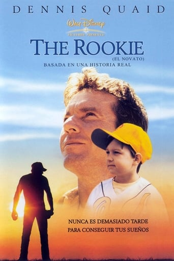 Poster of The Rookie (El novato)