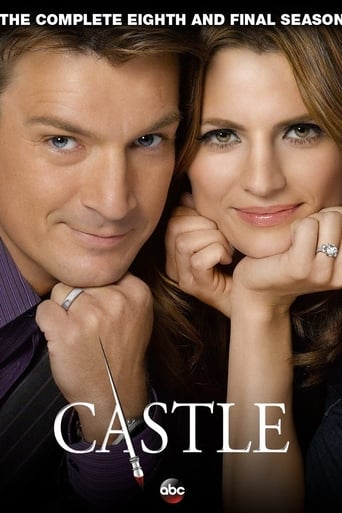 Castle 8ª Temporada - Poster